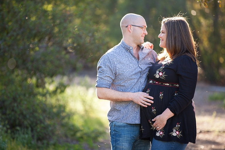 Corona Orange Grove Maternity Session_0004
