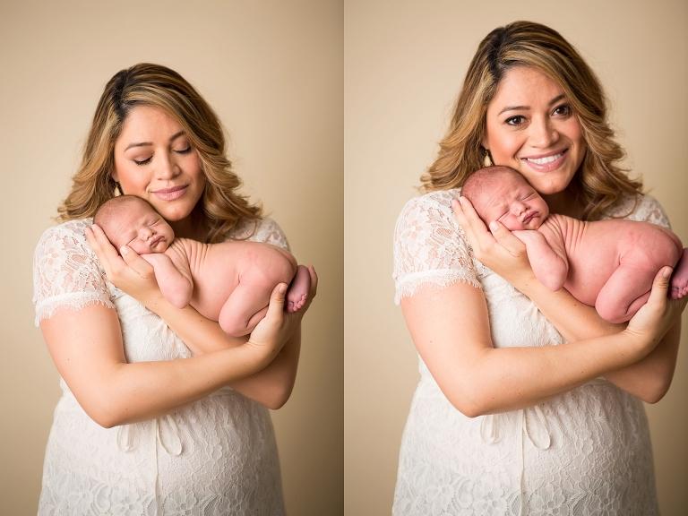 Corona Newborn Photos