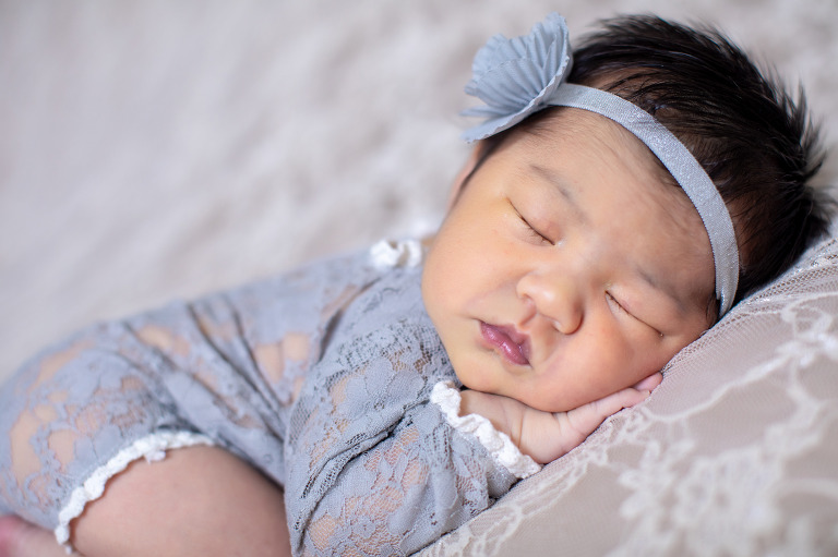 Placentia Newborn Session