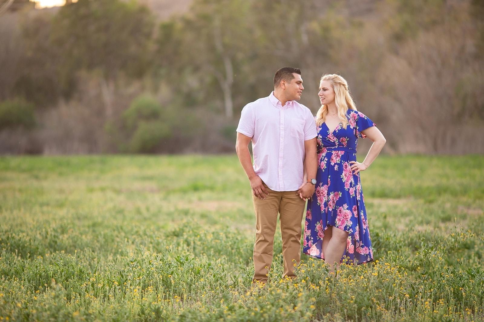 Redwood Engagement