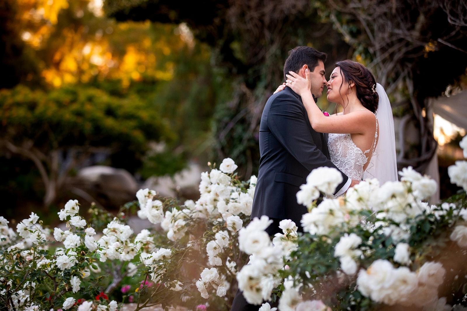 Coyote Hills Wedding Day